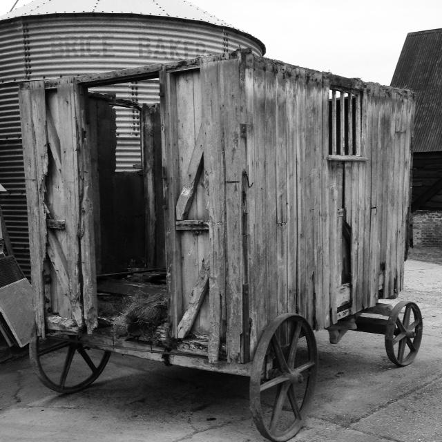 Another One Saved Shepherds Hut Restoration Suffolk Hut